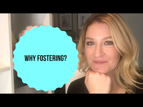 Why We Chose to Become Foster Parents