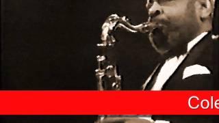 Coleman Hawkins: Lover Man