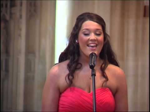 Emotional wedding as daughter sings for paralysed dad on his wedding day X Hallelujah