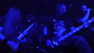 Onslaught-Let There Be Death & Children Of The Sand, 02 Academy, Sheffield, England, 18th July 2014