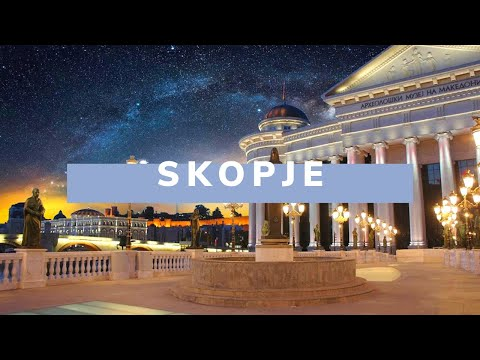 Discovering Skopje, Macedonia (August, 2016)