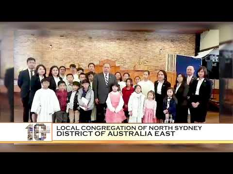 Greetings for the Executive Minister I Australia East
