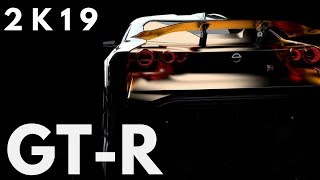 2k19 GT-R50 Nissan - Auto Mobiles