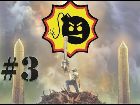 Let's Play Serious Sam Classics: Revolution [German][PC][#3] – Boss Time