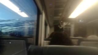 Поезд Барселона-Валенсия-Аликанте, renfe Talgo Испания