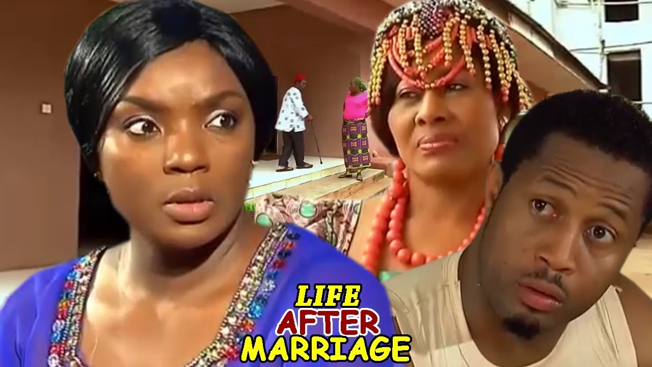 Download Life After Marriage 5&6 - Chioma Chukwuka 2018 Latest Nigerian Nollywood Movie/African Movie Full