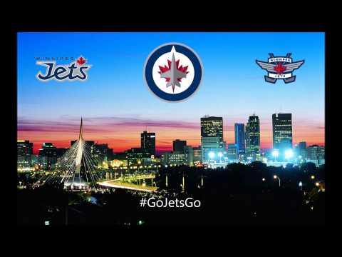 Winnipeg Jets Fight Song HD