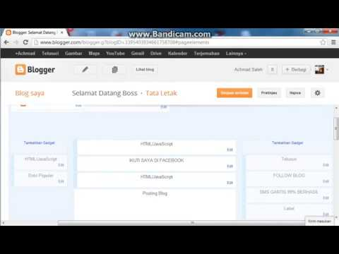 CARA MEMASANG MUSIK OTOMATIS ( AUTO PLAY ) DI BLOG | VIDEO TUTORIAL Link2 Video terkait ; - CARA MUD.