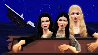Sailing the Titanic with the Kardashians