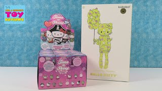 Hello Kitty Time To Shine Kidrobot Vinyl Keychain Series + Blush Edition Exclusive | PSToyReviews