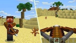 KUSZA! Test oraz Prezentacja! Minecraft 1.14!