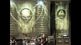 Overkill - Elimination live @ OST Fest, Bucharest 2012