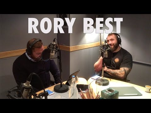 We interviewed Ireland Captain Rory Best