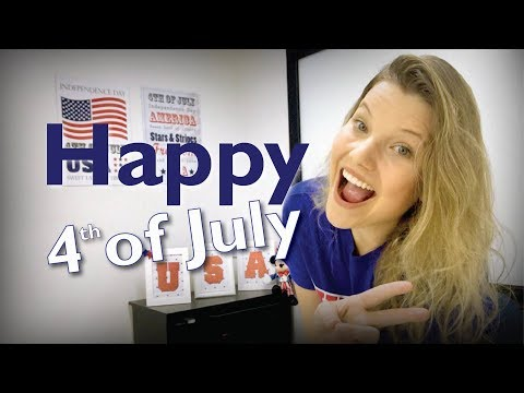 CURIOSIDADES Sobre O  INDEPENDENCE DAY - JULY 4th