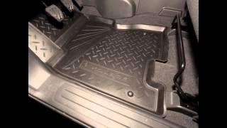Автомобильные коврики Norplast, Novline, 3D, Sotra. Обзор