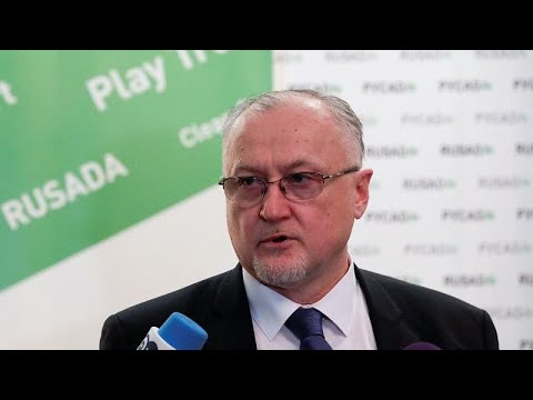 'Nothing supernatural happened': Russian Anti-Doping Agency CEO reacts to WADA ban