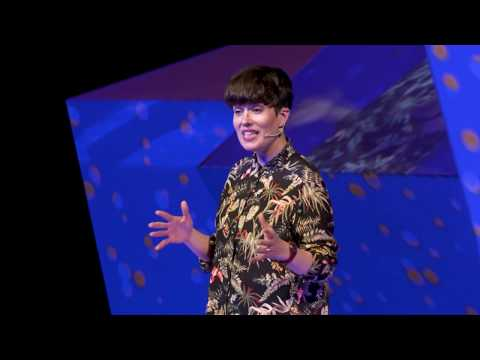 TEDx Talks: Como crear poesía cortando y pegando | Tálata Rodriguez | TEDxRiodelaPlata