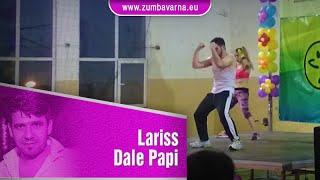 Video Lariss - Dale Papi - SPRING ZUMBA® FESTIVAL VARNA 2015 download MP3, 3GP, MP4, WEBM, AVI, FLV Juli 2018
