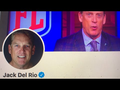 Once Oakland Raiders Head Coach Jack Del Rio Twitter Trend For Promo Of Doc Pushing Hydroxychroquine