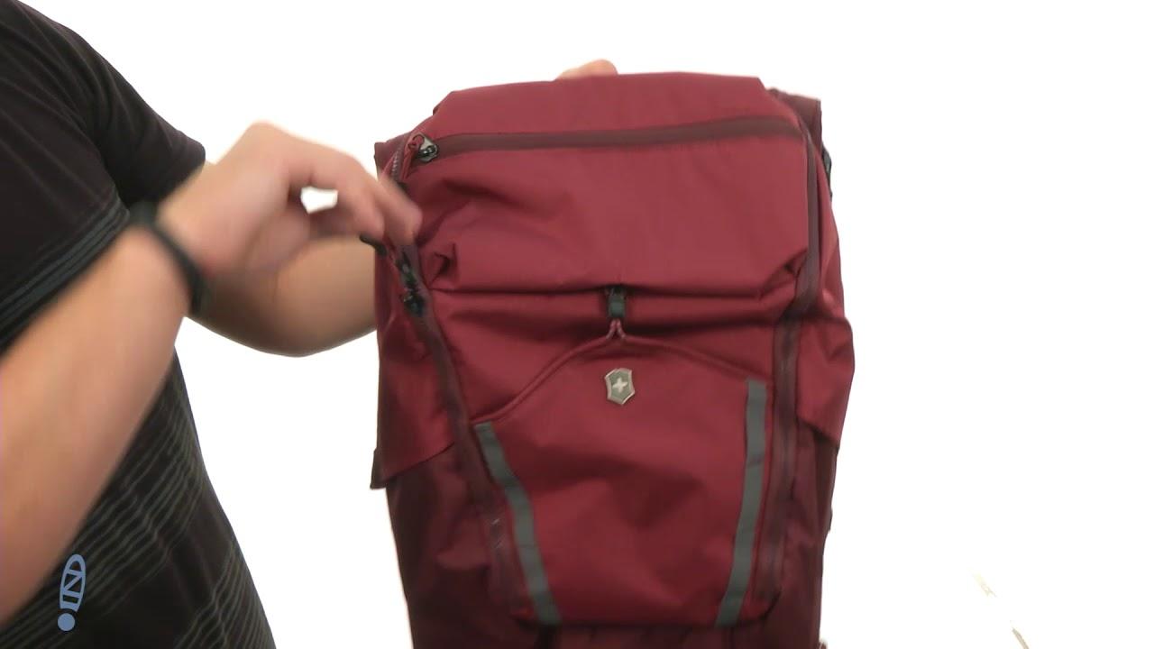 Victorinox Altmont Active Deluxe Rolltop Laptop Backpack SKU  8963951 5b0630a67fc76