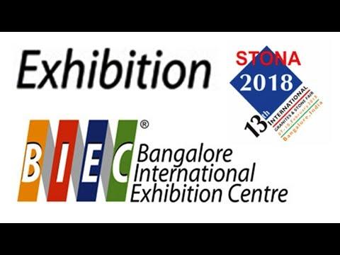 BIEC (Bangalore International Exhibition Center)   India Bangalore   Stona 13th Exhibition   2018