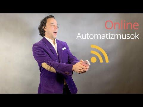 Online automatizmusok
