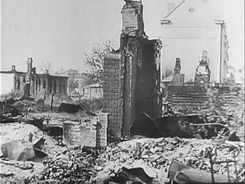 Lancaster & the Second World War: Episode 11 - The Invasion of Germany