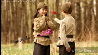 hdwon TV Female Version Tujhe Na Paa Sake Hum Sad Song Whatsapp Video Status 30 Second Video
