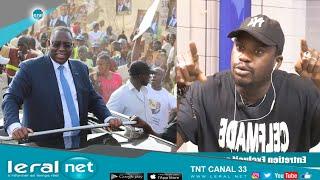 Tournée économique, candidature à l'élection présidentielle: les vérités de Khalifa rappeur à Macky