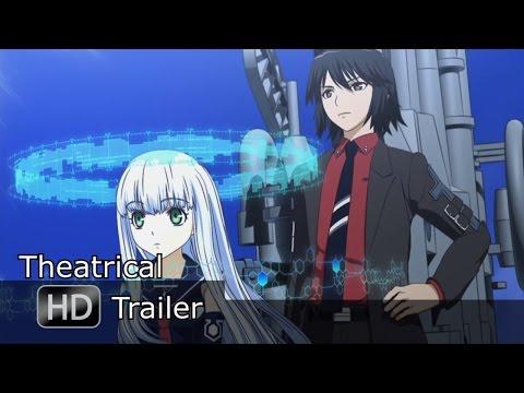 Aoki Hagane no Arpeggio - Theatrical Trailer (Fanmade)