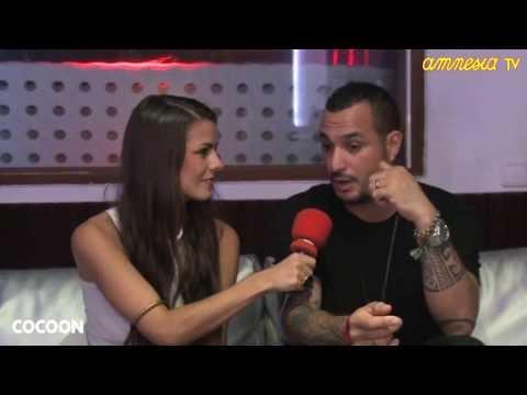 Interview Loco Dice @ AmnesiaTV 2013