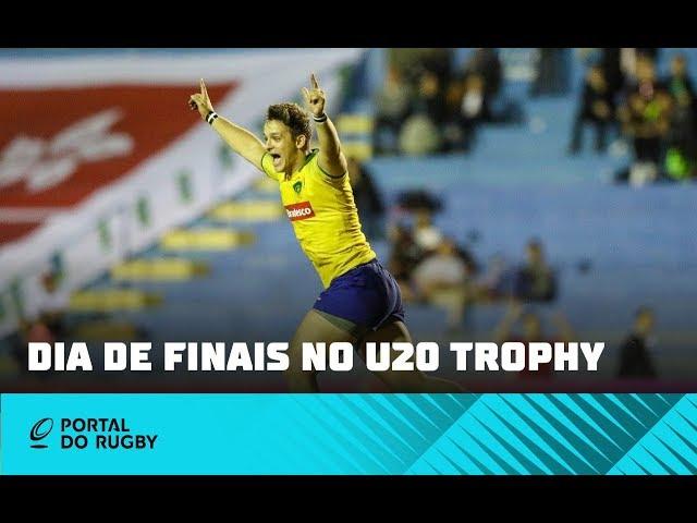 Dia de Jogo: Finais do U20s Trophy em Sanja!