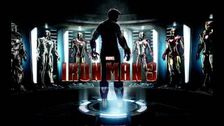 IRON MAN 3 (2013) Full Soundtrack -  Brian Tyler | FULL ALBUM