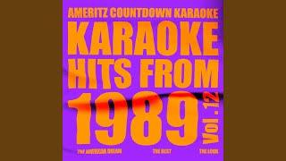 Superwoman (In the Style of Karyn White) (Karaoke Version)