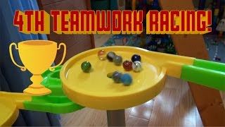 Its teamwork racing time! As a huge thank you for supporting my Mar...