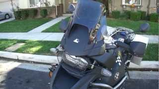 BMW R 1200 GS Adventure custom videos 14/14