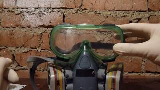 видео Средства индивидуальной защиты. Виды противогазов