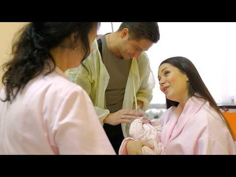 Выписка из род.дома #2 Ирины Ковальской ! Рождение третьего ребенка - Ангелины!