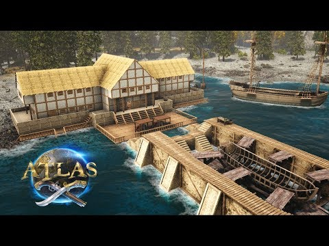ATLAS - Small Shipyard (Speed Build)