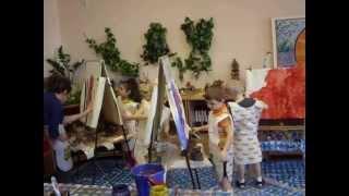 Включение ребенка с ОВЗ в групповое занятие