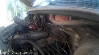 Замена радиатора печки и установка салонного фильтра на газель ч.2