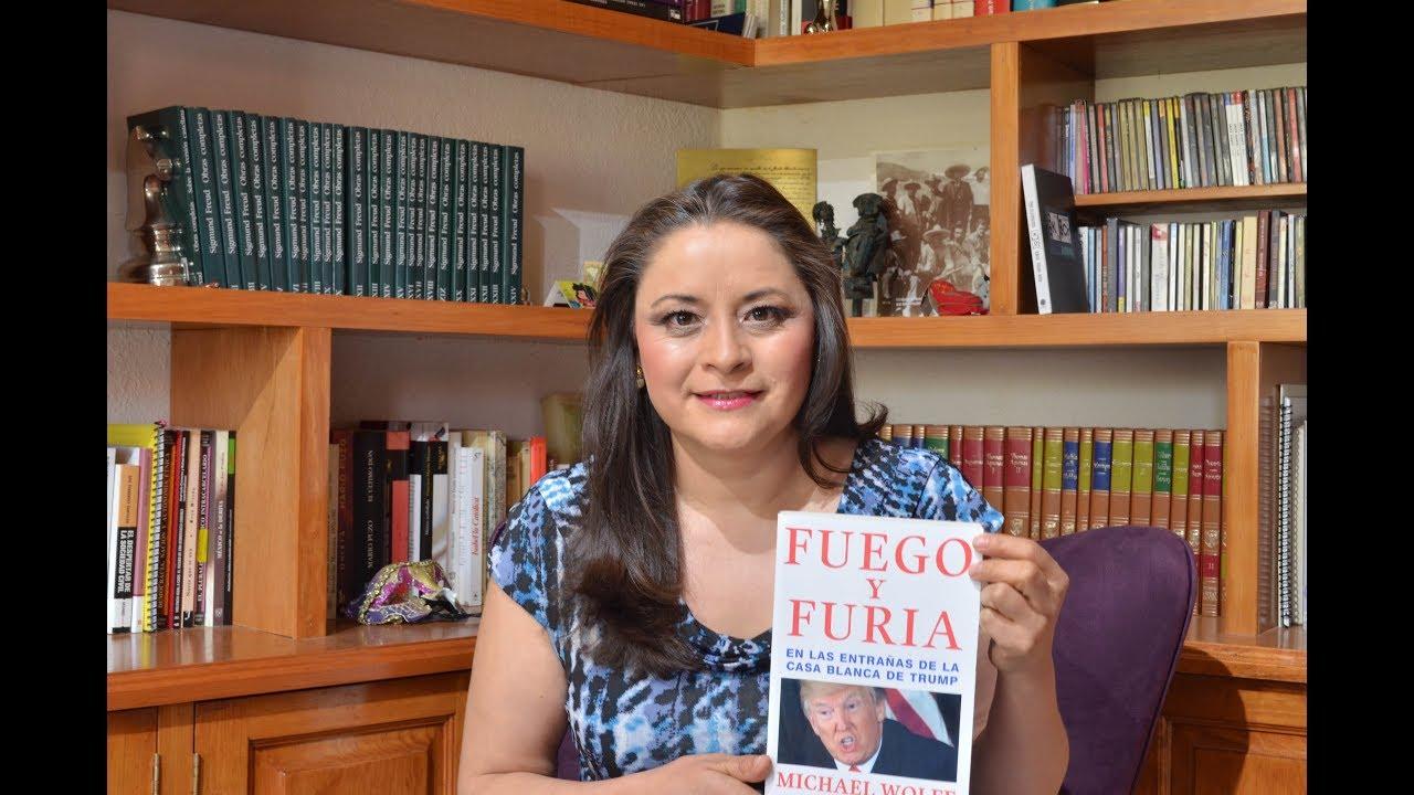 fuego y furia dentro de la casa blanca de trump spanish edition