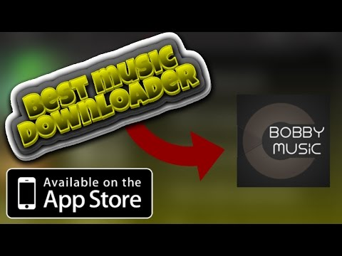 Best Music Downloader In The AppStore Is Back On iOS 10/9! No PC/JB! FREE!