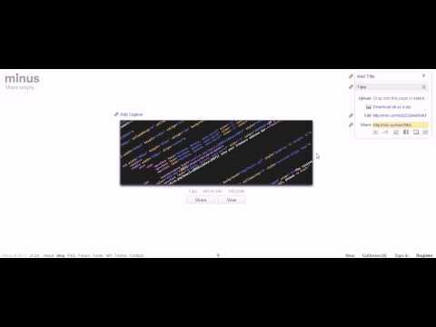 Minus Exploit (SQL Injection)