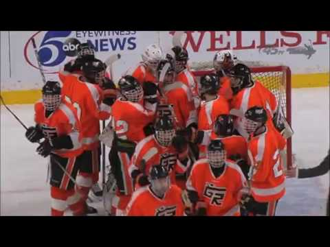 Grand Rapids High School State Hockey Tournament 2017 State Champions Highlights