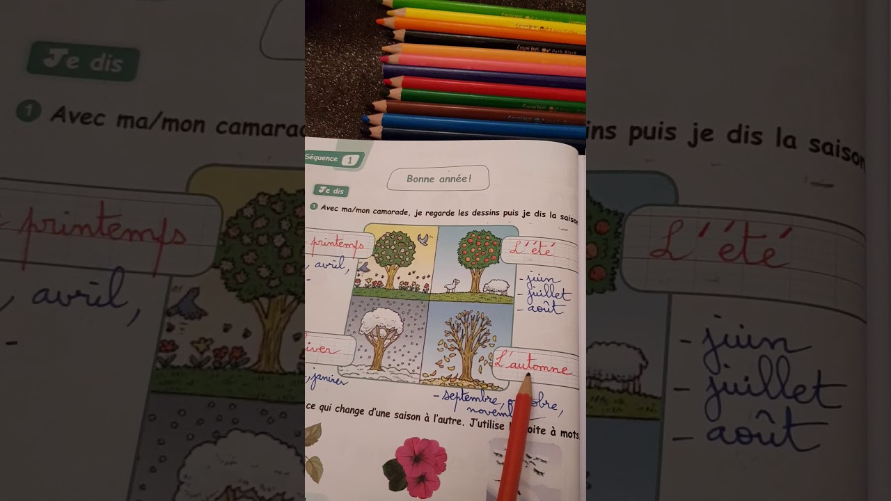 4 Ap Cahier D Activites Page 32 Youtube