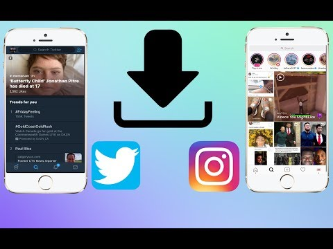 How To Download Videos From Twitter & Instagram