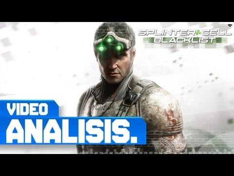 VIDEO ANÁLISIS: Splinter Cell: Blacklist