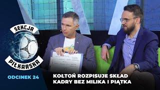 Roman Kołtoń rozpisał swój skład reprezentacji Polski! Bez Milika i Piątka [SEKCJA PIŁKARSKA]