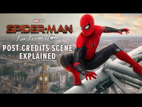 Spider-Man: Far From Home Post-Credits Scenes Explained With Jon Watts & Kevin Feige